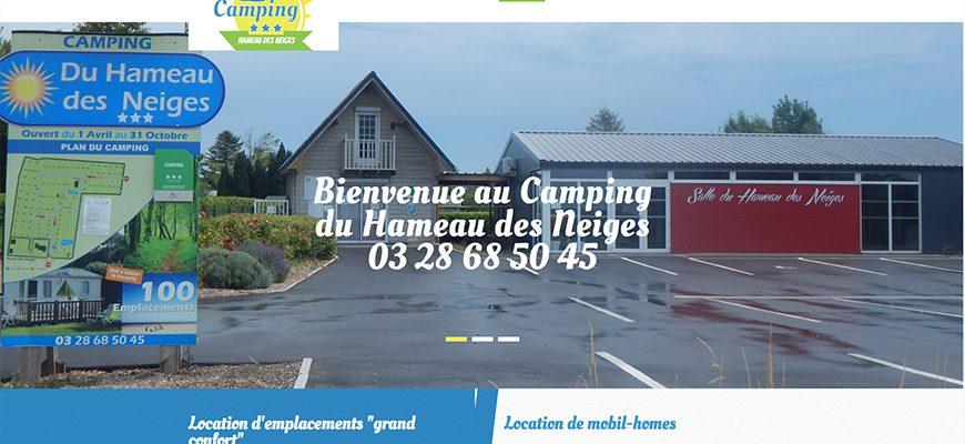 Camping du Hameau des Neiges HOYMILLE