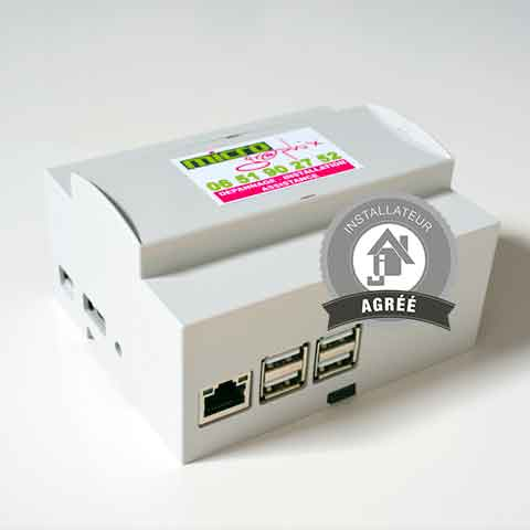 Installer une box indépendant du cloud dans votre maison