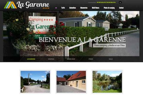 Camping La Garenne ****