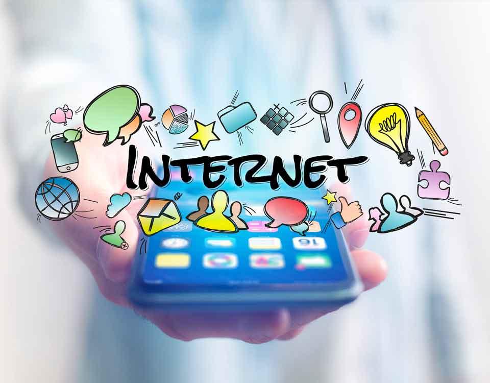 Présence sur Internet et création de site internet